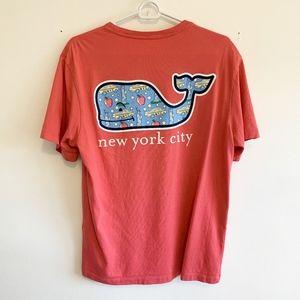 Vineyard vines new york city tshirt